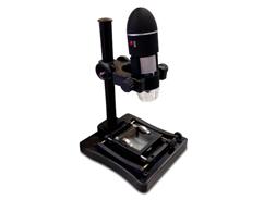 MICROSCOPIO DIGITAL USB TICDIVISION X200 + PEDESTAL HANDHOLD ST-01