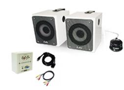 KIT 2 ACCESORIOS CAJA CONEXIONES VGA/AUDIO+ SOUNDBAR BT 60W