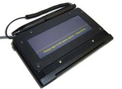 TOPAZ SIGLITE SLIM 1x5 SERIAL/USB T-S461-B/USB