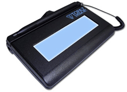 TOPAZ SIGNATUREGEM 1x5 LCD USB T-L462-HSB