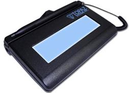 TOPAZ SIGLITE BACKLIT LCD USB 1x5 TLBK460HSB