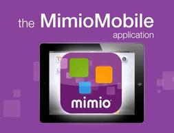 MIMIO MOBILE PARA IPAD/ANDROID LIC. ANUAL PROF./AULA - CLASSROOM