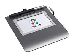 WACOM LCD SIGNATURE TABLET STU-530