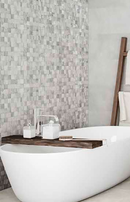 Durstone Casa Chic White-Sand-Grey 31x98