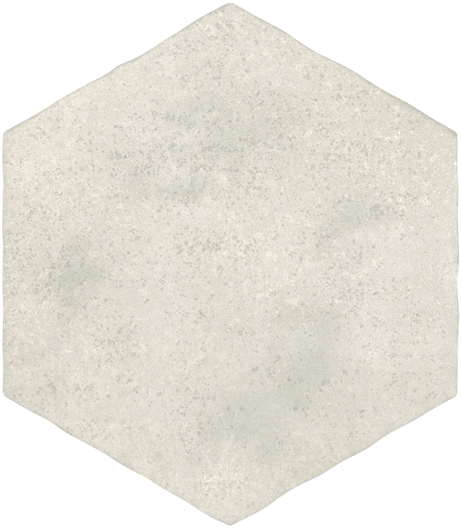 Durstone CMNT Hex Blanco 15x15 | Deck-Trade
