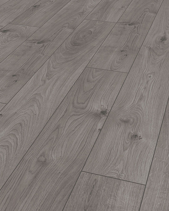 Mammut laminated everest oak grey d3178 for Mammut laminate flooring