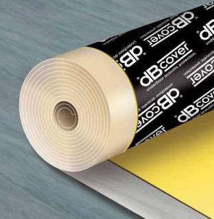 Foam latex dBcover Silent | Deck-Trade