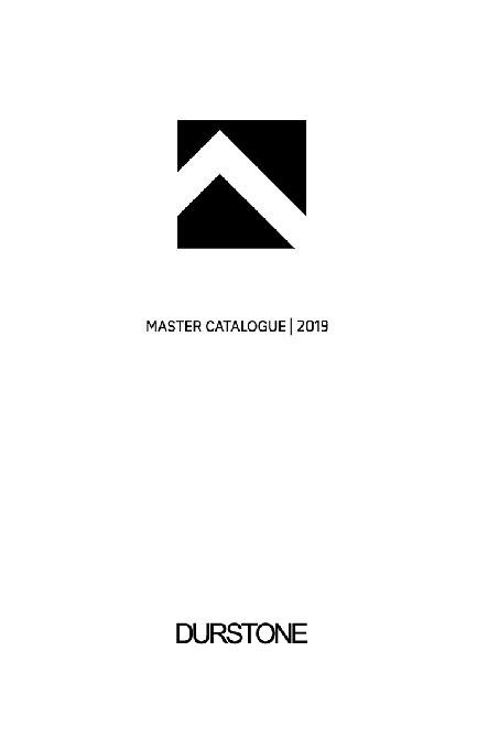 Catalogo General Durstone