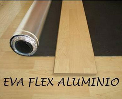 Foam Evaflex Aluminio 2 mm