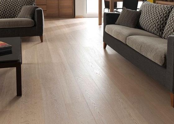 Lamett Oak Flooring Deck Trade