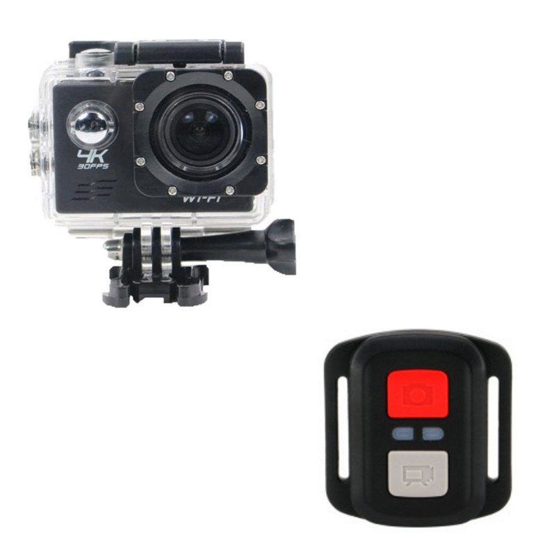 Video Camera Esportiva 4K WiFi Controle Remoto - Item3