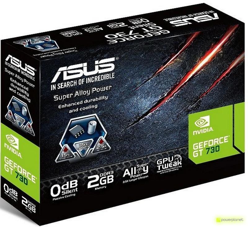 ASUS GT730-SL-2GD3-BRK NVIDIA GeForce GT 730 2GB - Ítem4