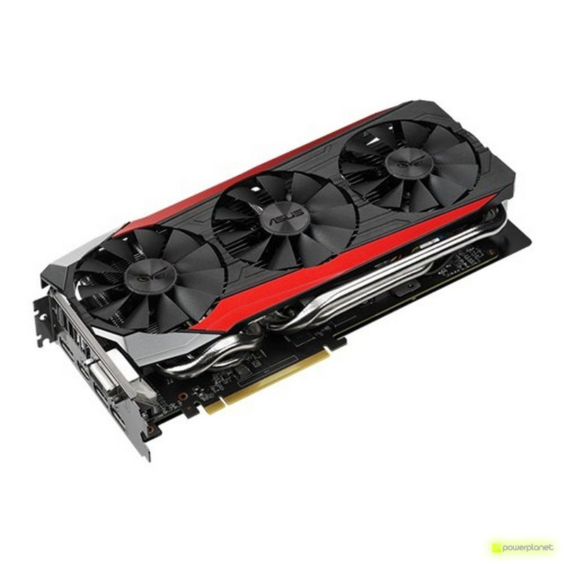 ASUS STRIX-R9390-DC3-8GD5-GAMING AMD Radeon R9 390 8GB - Ítem1