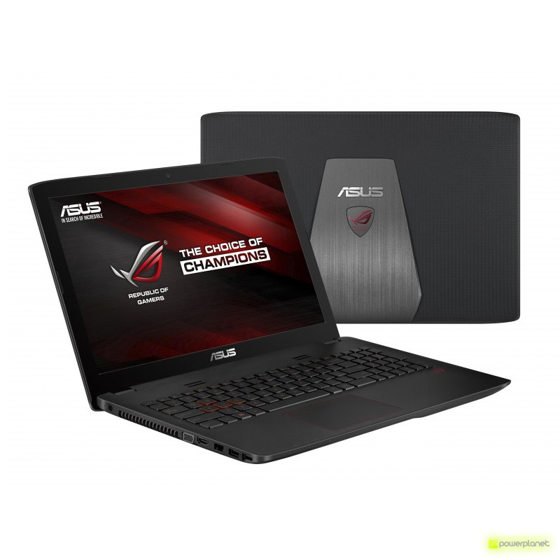 Laptop ASUS GL552VW-DM141 - Intel I7-6700HQ/8GB/1TB/GTX960M/15.6 - Item4