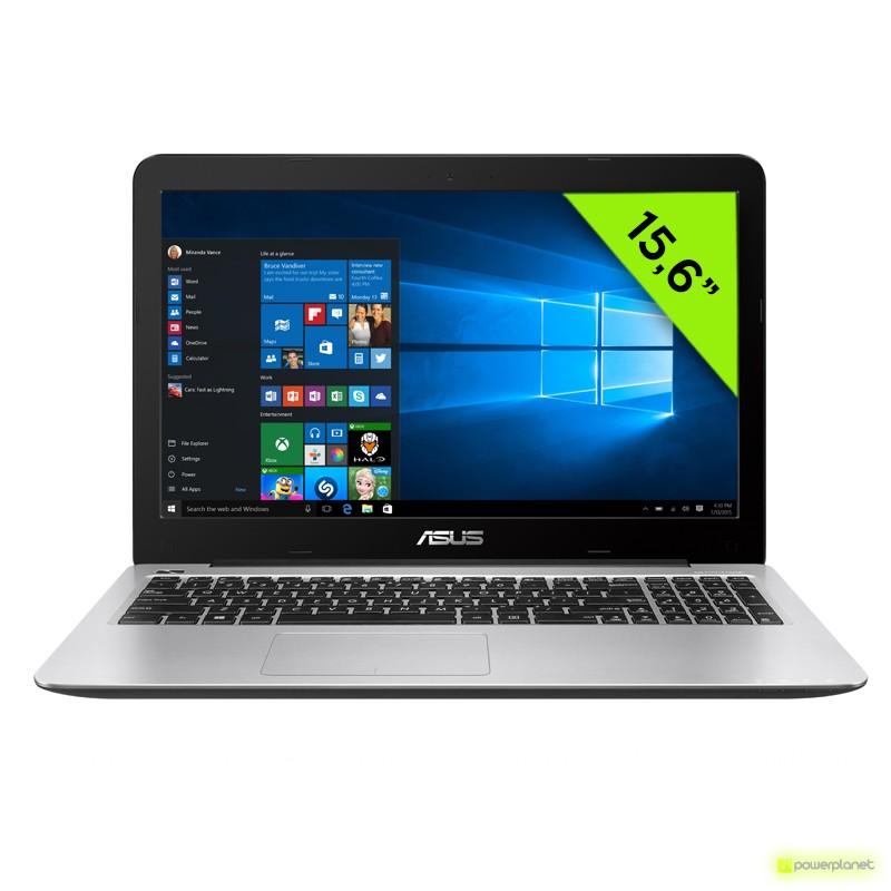 Portátil ASUS X556UJ-XO044T - Intel I7-6500U/4GB/500GB/GT920M/15.6