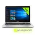 Laptop ASUS X556UJ-XO044T - Intel I7-6500U/4GB/500GB/GT920M/15.6