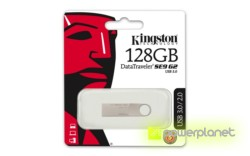 Kingston Technology DataTraveler SE9 G2 128GB 12GB USB 3.0 Plata unidad flash USB - Ítem1