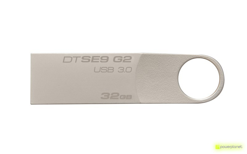 Kingston Technology DataTraveler SE9 G2 32GB 32GB USB 3.0 Plata unidad flash USB - Ítem2