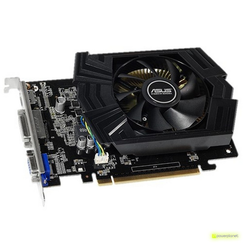 ASUS GT740-OC-2GD5 NVIDIA GeForce GT 740 2GB placa de vídeo - Item3