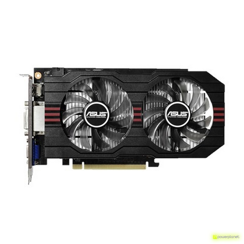 ASUS GTX750TI-OC-2GD5 NVIDIA GeForce GTX 750 Ti 2GB - Item1