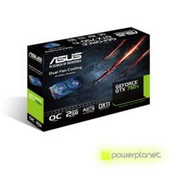 ASUS GTX750TI-OC-2GD5 NVIDIA GeForce GTX 750 Ti 2GB - Item4
