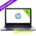 Laptop HP 15-AC115NS - Intel Core i3/8 GB/500 GB/15.6
