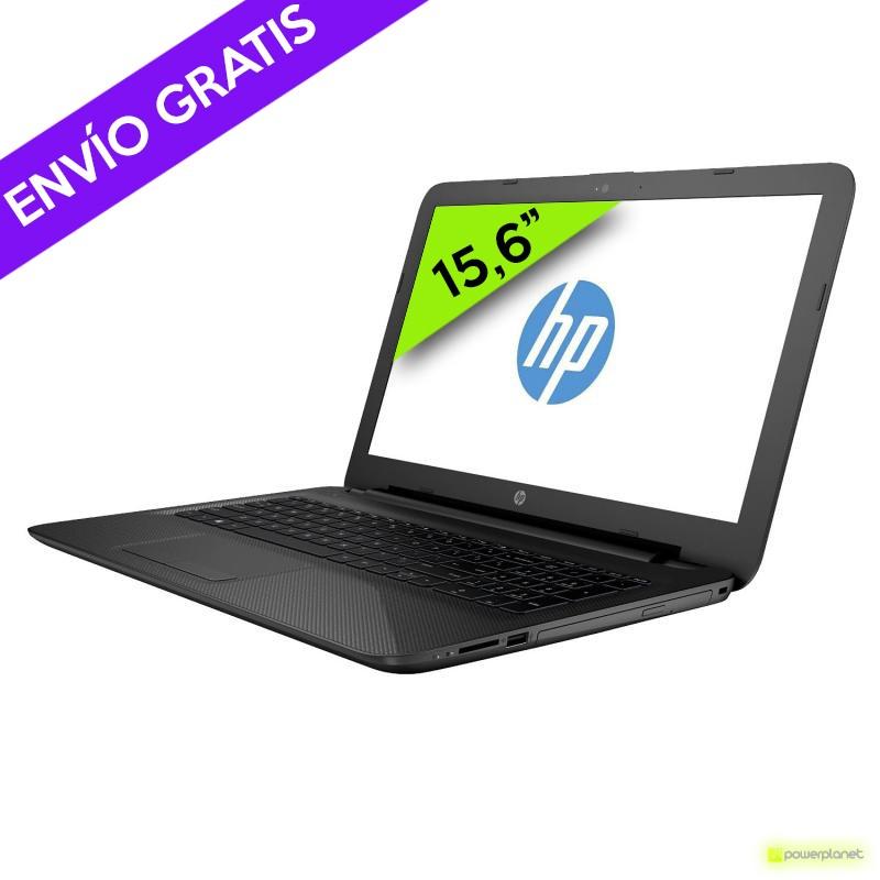 Laptop HP 15-AC121NS- Intel I7-6500U/4GB/500GB/AMD330/15.6