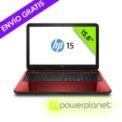 Laptop HP 15-AC104NS - Intel Core i5-5200U/4GB/500GB/15.6