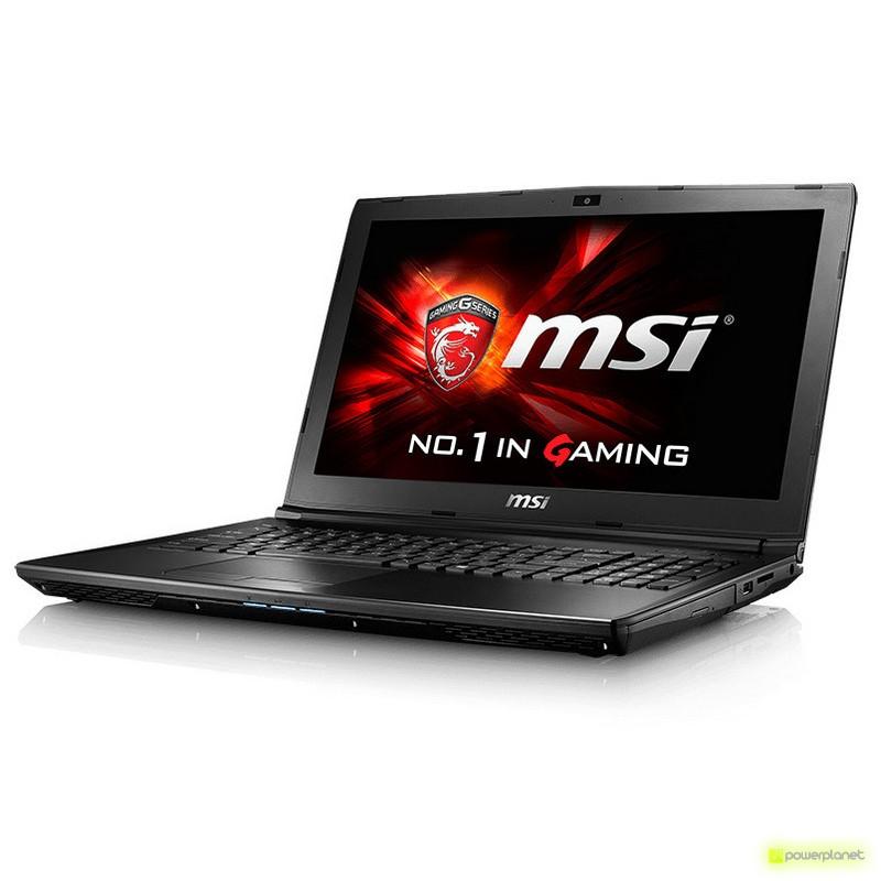 Laptop MSI GL62 6QD-014XES - Intel I5 6300HQ/8GB/1TB/GTX950M/15.6 - Item2