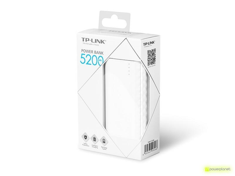 TP-LINK TL-PB5200 Batería Portátil de 5200mAh - Ítem1