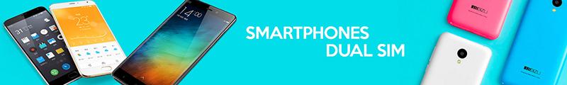 categoría de smartphones dual sim