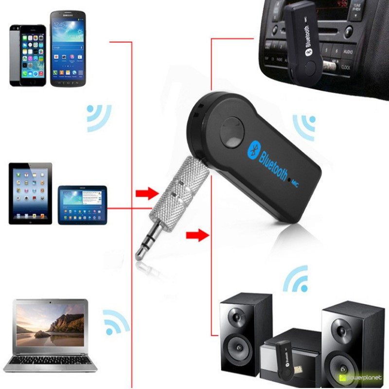 Adaptador de audio Bluetooth BT-810 - Item5
