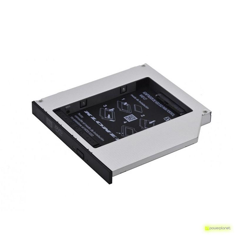 Kloner KHD127 Adaptador HDD/SSD para portátil