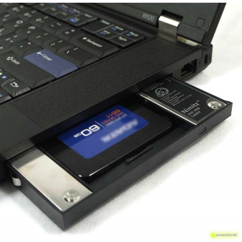 Kloner KHD127 Adaptador HDD/SSD para portátil - Ítem3