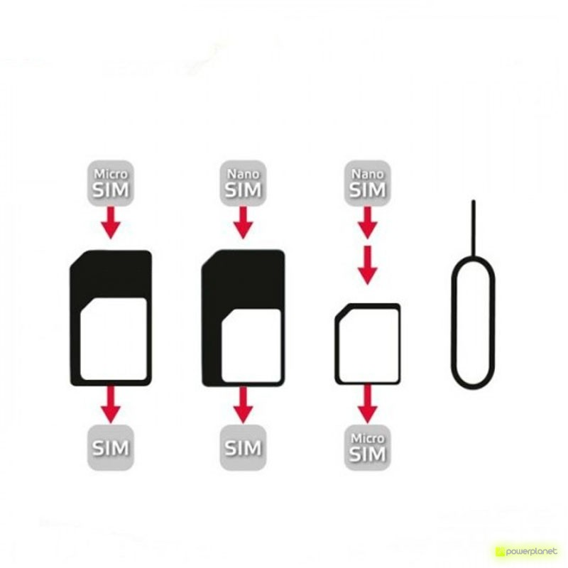 Adaptador de Cartão SIM universal - Item2