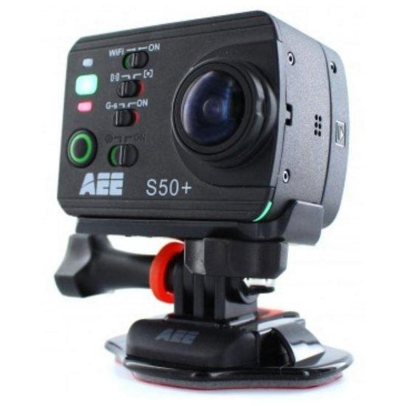 Câmara de Video AEE S50+ MagiCam Wifi - Item2