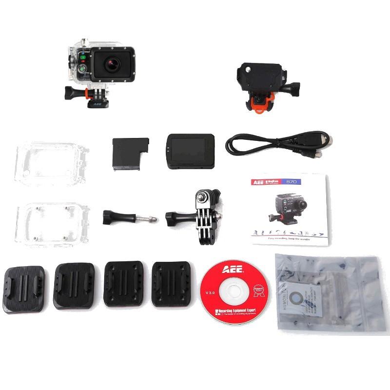 Câmara de Video AEE S50+ MagiCam Wifi - Item6