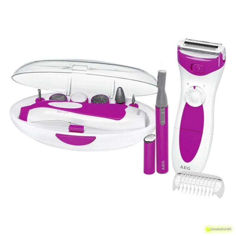AEG Kit de beleza feminina LBS 5676