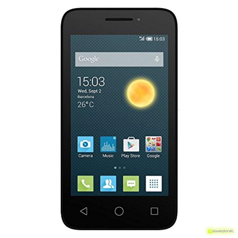 Alcatel Pixi 3 (4.5) 5017X Negro