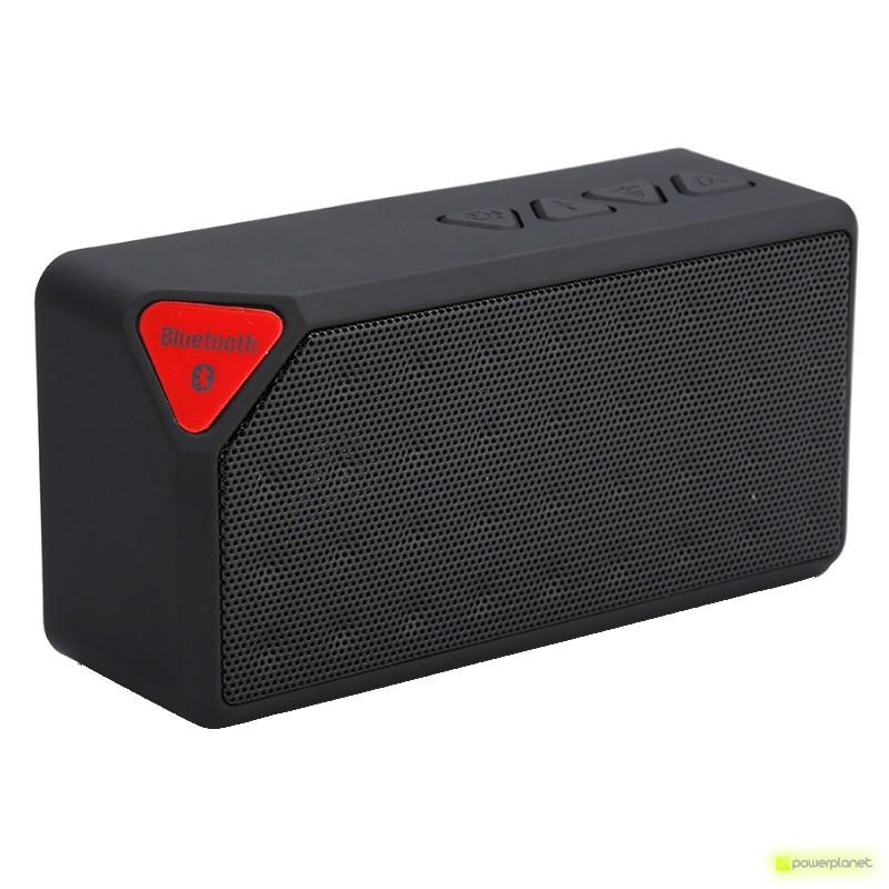 Altavoz Bluetooth X3 Cube