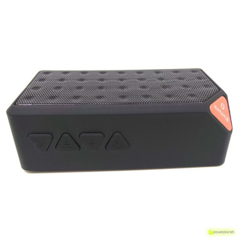 Bluetooth Speaker X3 Cube - Item2