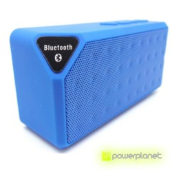 Bluetooth Speaker X3 Cube - Item3