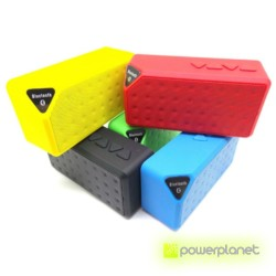 Bluetooth Speaker X3 Cube - Item6