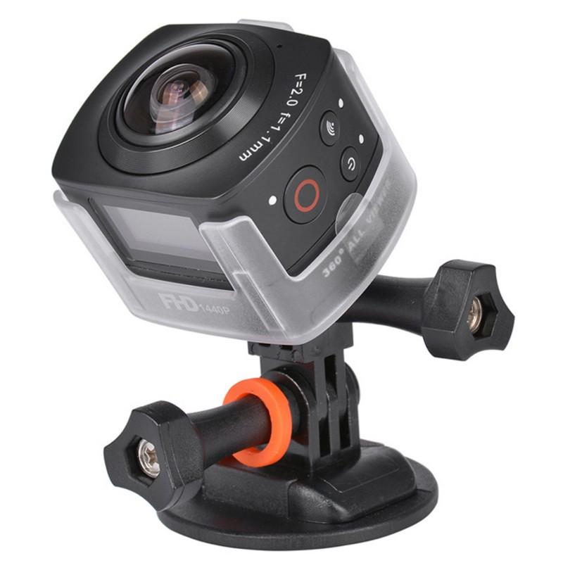 Câmera de Vídeo Esportes Amkov 100S 360
