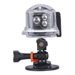 Câmera de Vídeo Esportes Amkov 100S 360 - Item5