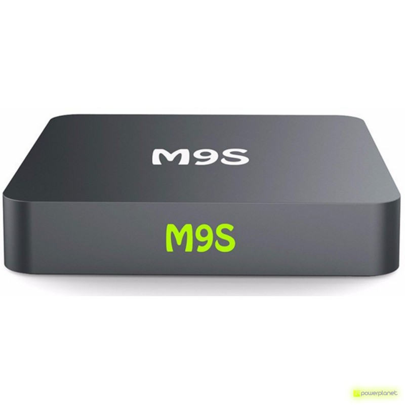 Android TV M9S - Item1