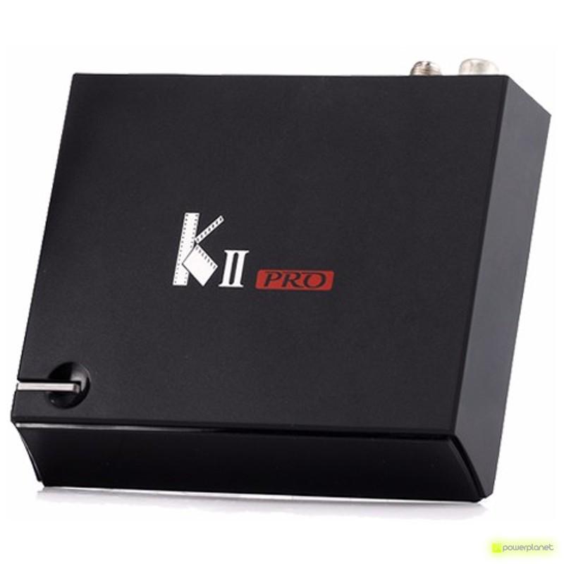 Receptor satélite KII Pro