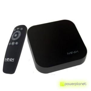 Minix Neo X5 Mini Android 4.1 TV Box 1GB/8GB