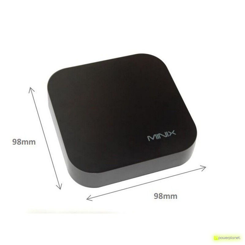 Minix Neo X5 Mini Android 4.1 TV Box 1GB/8GB. Buy 2-year warranty. Shipping from Spain. own technical service. Cheaper chargers PowerPlanetOnline. - Item1