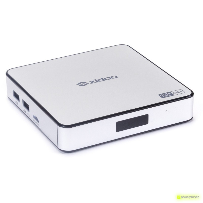 Zidoo X6 Pro Android 5.1 TV Box 2GB/16GB - Ítem